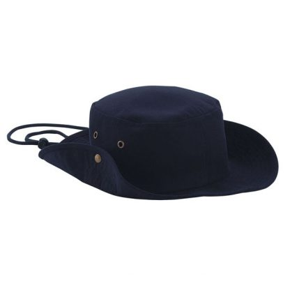 Aussie Hat - Navy Blue