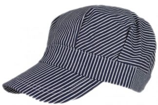 Train Engineer Cap - Heavy Cotton