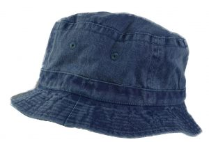 XXL Bucket Hat - Navy Blue